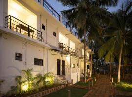 Agonda Beach Lavender Luxury Guest Houses and Villas, homestay in Agonda