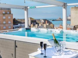 Hotel Arc en Ciel SPA, hotel in Les Sables-d'Olonne