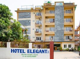 Hotel Elegant, hotel in Pokhara