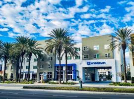 Wyndham Anaheim, hotel u blizini znamenitosti 'Disneyland' u Anaheimu