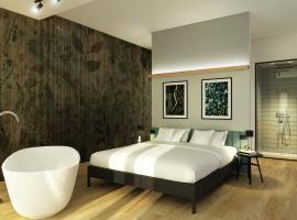 Meg Lifestyle Hotel, hotel near Viale Ceccarini, Riccione