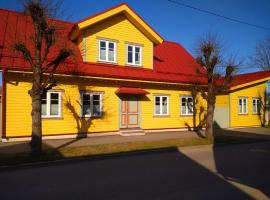 Ranna majutus, kodumajutus sihtkohas Pärnu