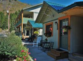 Elk Horn Lodge, hotel in Cooke City