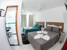 Pousada Central de Arraial, hotel in Arraial do Cabo