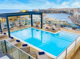 Mercure St. Julian's Malta, hotel in St. Julian's