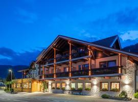 Hotel Brunnerhof, hotel a Lago di Braies tó környékén Rasùn di Sottóban