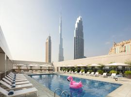 Rove Downtown, hotel near Burj Al Arab Tower, Dubai