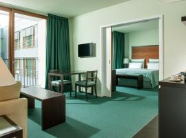 Clipper City Home Apartments Berlin, budget hotel in Berlin