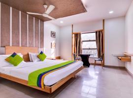 Treebo Trend Admiral Suites, отель в Аурангабаде