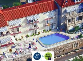 Hotel Komodor, отель в Дубровнике