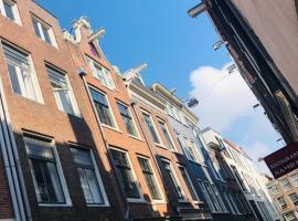 Characteristic city center B&B, appartamento ad Amsterdam