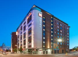 ibis Belfast City Centre, hotel in Belfast