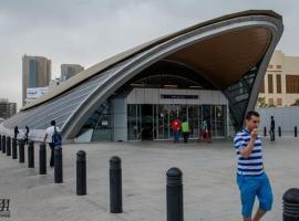 Global Hostel, hotel in Dubai