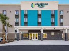 WoodSpring Suites Jacksonville Campfield Commons, hotel in Jacksonville