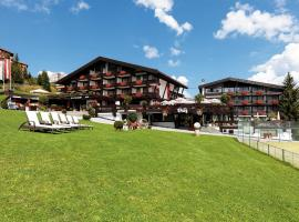 Burg Hotel Oberlech, Hotel in Lech am Arlberg