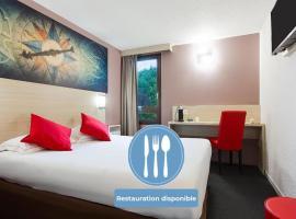 Hotel EDEN- le Berlange, hôtel à Woippy