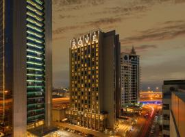 Rove Dubai Marina, hotel near University of Wollongong in Dubai, Dubai