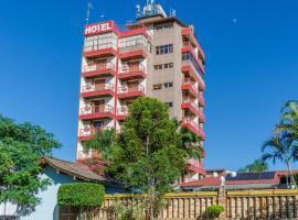 Hotel das Rosas, hotel in Sapiranga
