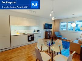 BestVienna U1 Kagran/DZ, apartment in Vienna