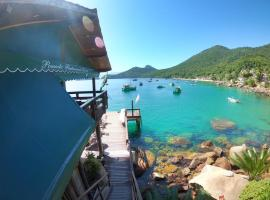 Pousada & Restaurante Conves, hotel in Praia de Araçatiba