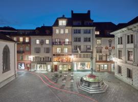 Hotel Schlüssel seit 1545, hotel in Lucerne