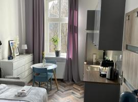 Apartment Katowice Center-1 – apartament w mieście Katowice