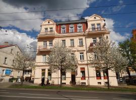 Apartman U Olgy, wellness hotel v destinaci Mariánské Lázně