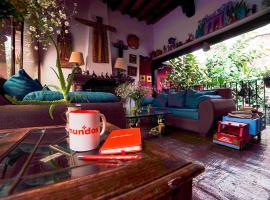 Casa de los Espíritus Alegres By Rotamundos, hotel in Guanajuato