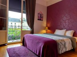 Hotel Mondial, hotel in Tours