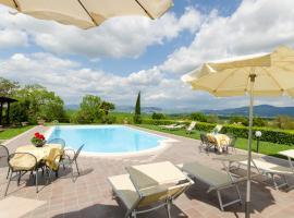 Agriturismo San Francesco, golf hotel in Cortona