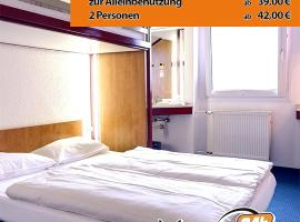Motel 24h Köln, hotel with parking in Frechen