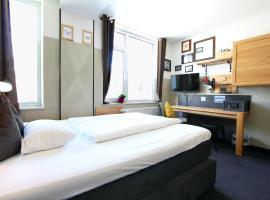Aappartel, budget hotel in Bielefeld