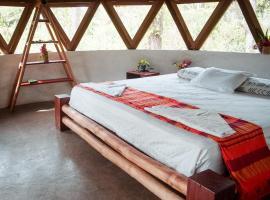 El Pital, Chocolate Paradise, hotel in Balgue