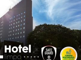 San Diego Express Barro Preto, hotel in Belo Horizonte