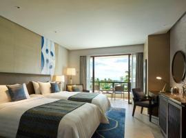 Shangri-La's Tanjung Aru Resort & Spa, family hotel in Kota Kinabalu