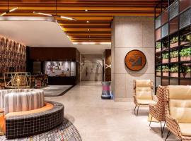 JEN Singapore Tanglin by Shangri-La (SG Clean): Singapur, Ulusal Üniversite Hastanesi yakınında bir otel