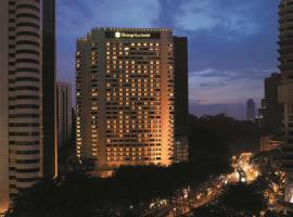 Shangri-La Hotel Kuala Lumpur, hotel with pools in Kuala Lumpur