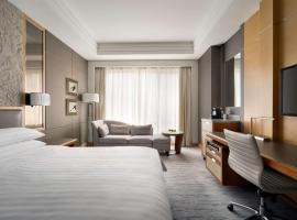 Shangri-La Kerry Hotel, Beijing, готель у Пекіні