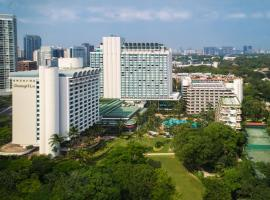 Shangri-La Hotel Singapore (SG Clean, Staycation Approved), spa hotel in Singapore