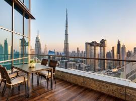 Shangri-La Hotel, Dubai, hotel in Dubai