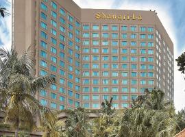 Shangri-la Surabaya, accessible hotel in Surabaya