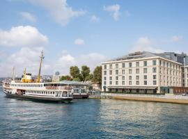 Shangri-La Bosphorus, Istanbul, hotel in Istanbul