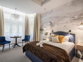 Astoria Boutique Suites- Best Location by BQA, hotel en Budapest