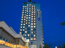 Radisson Blu Ankara, hotel in Ankara