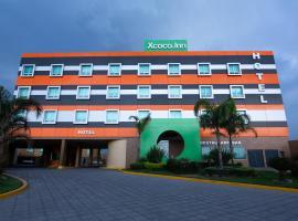 Hotel Xcoco Inn, hotel en Texcoco de Mora
