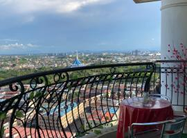 Hop in Hop out Condominium Stay, budget hotel in Kuching