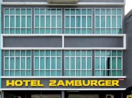 Hotel Zamburger Bentong, hotel in Bentong