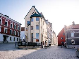 Clarion Hotel Wisby, hotell i Visby
