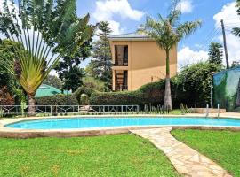 Africa Safari Arusha (Lodge), hotel in Arusha