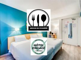 The Originals City, Hôtel Éclipse, Lyon Est (Inter-Hotel), hôtel à Décines-Charpieu